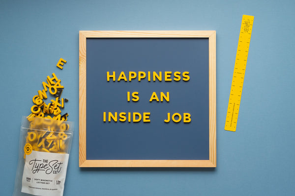 18 Letter Board Quotes That Inspire Positivity