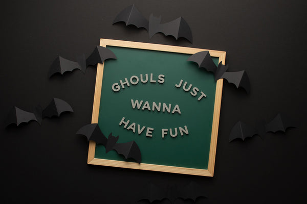 31 Wickedly Witty Letter Board Quotes to Celebrate Halloween