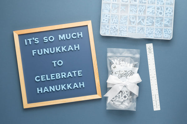 8 Hanukkah Quote Ideas to Light Up Your Letter Board