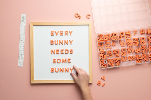 16 Letter Board Quotes to Help You Hop Into Easter