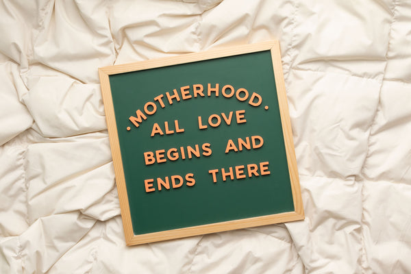 Letter Board Quotes that Honor Moms
