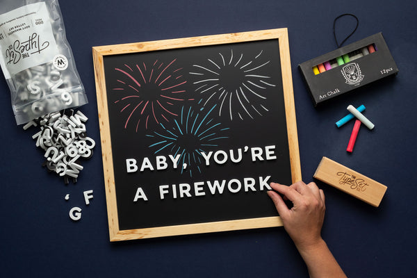 16 Letter Board Quotes To Use On Independence Day