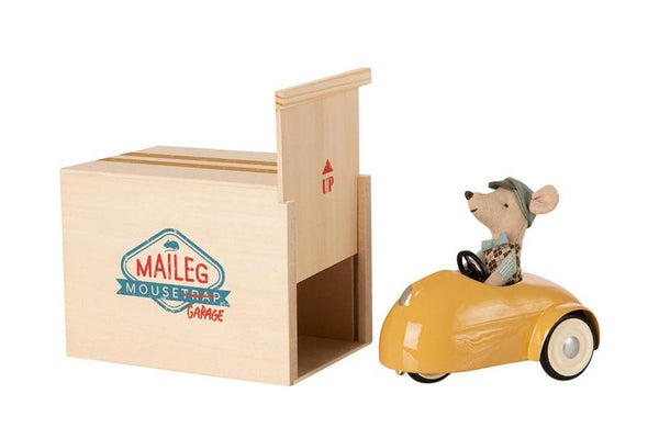 Mouse Garage by Maileg
