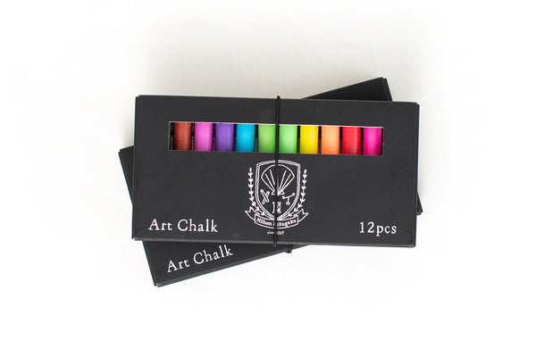 Eco Friendly Rainbow Colored Chalk