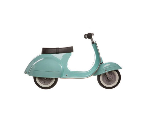 Vintage-Inspired Kids Scooter