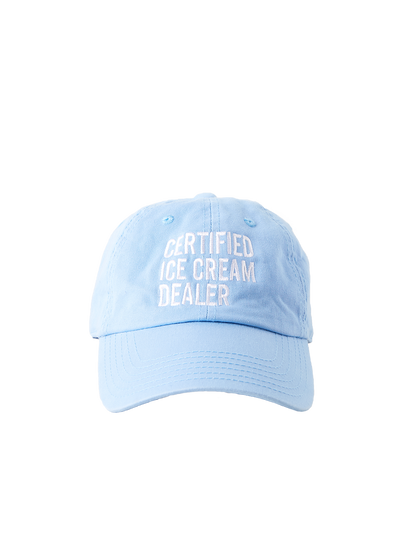 Certified Ice Cream Dealer Dad Hat