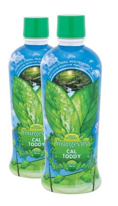 2 Pack Supralife/Youngevity Cal Toddy