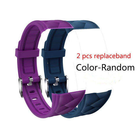 2 PCS GTBonad Replacement Band, Adjustable Strap for 2018 NEW Fitness...