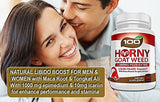 100 Naturals Horny Goat Weed Extract with Maca Root and Tongkat Ali, Natural...