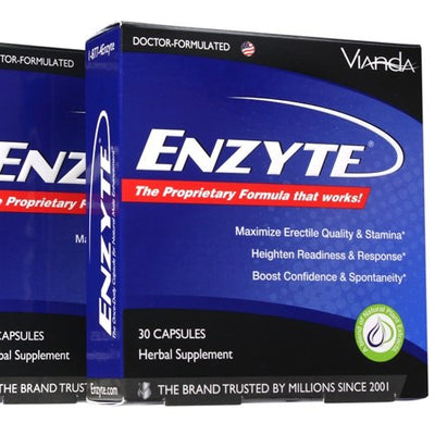 Enzyte® + Enzyte MRC® | Natural Male Enhancement and Testosterone Support(3...