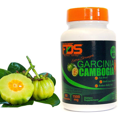 Pure Garcinia Cambogia Extract - 95 Percent HCA - Best Weight Loss...