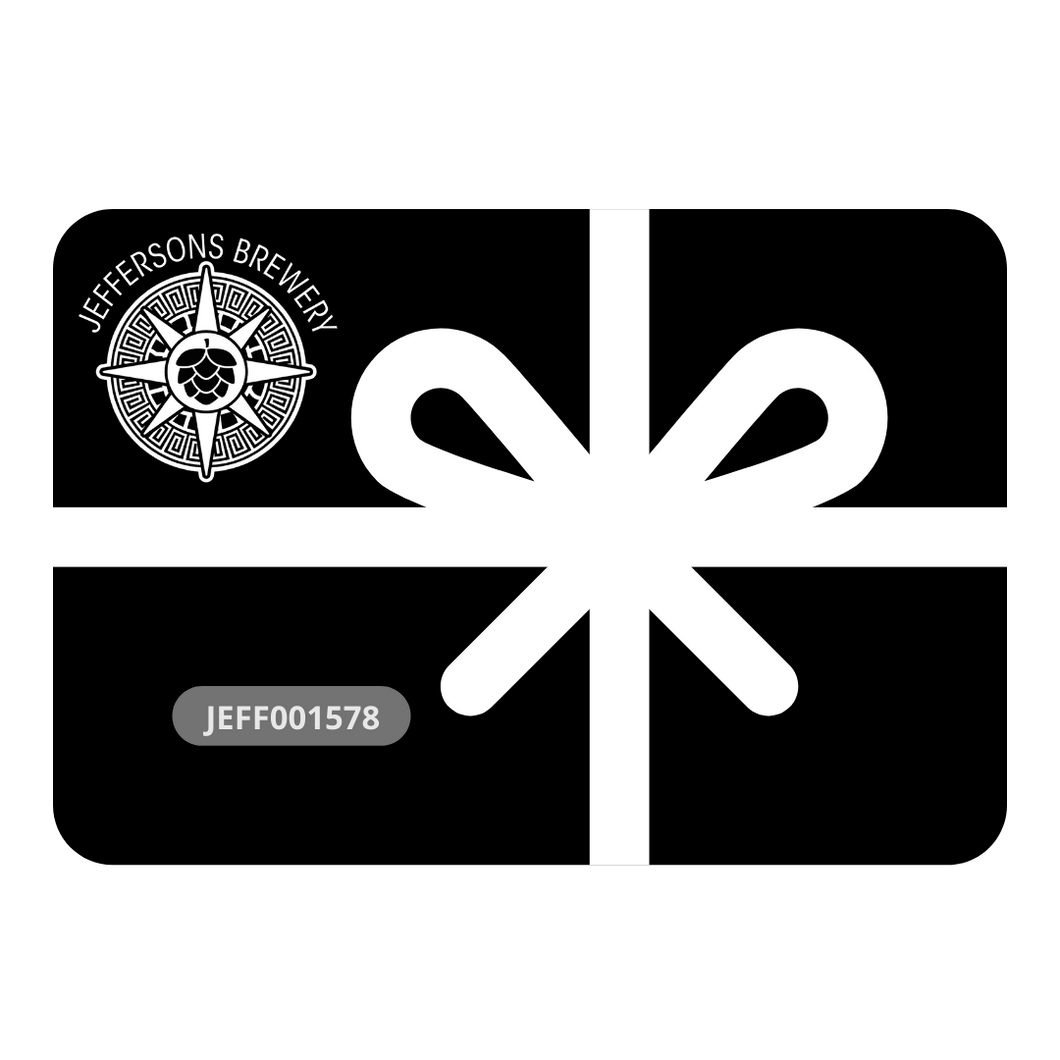 Web Shop Gift Card (£25 - £100)