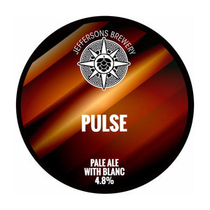 Pulse - Pale Ale, 4.8% (6 x 330ml Cans)