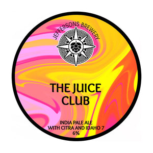The Juice Club - India Pale Ale, 6% (24 x 440ML Cans)