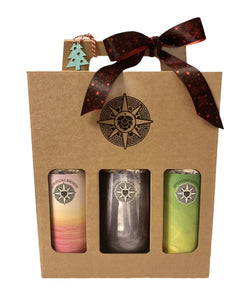 Variety Christmas Gift Box (6 x 440ml Cans)