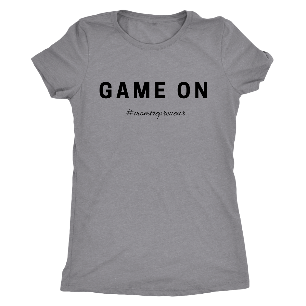 T-Shirt Casual - Game On