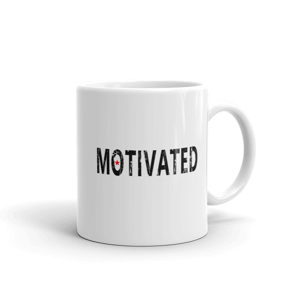 MOTIVATED Coffee Mug