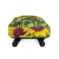 Sunflower Field All Over Print Backpack