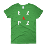 E Z P Z - Easy Peasy Women's short sleeve t-shirt