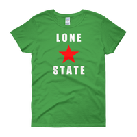Lone Star State Texas Women's short sleeve t-shirt