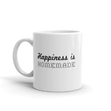 HAPPINESS Is Homemade Coffee Mug