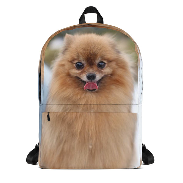 Pomeranian Adorable All Over Print Backpack