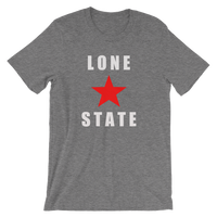 Lone Star State - Men's / Unisex short sleeve t-shirt