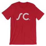 SC - State of South Carolina Abbreviation - Men's / Unisex short sleeve t-shirt
