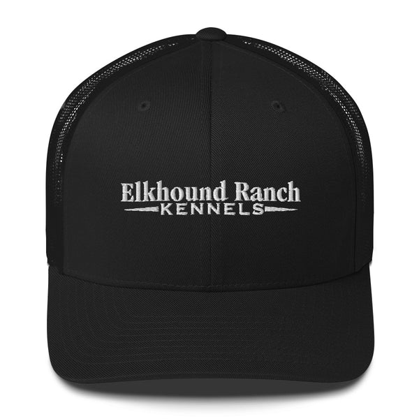 Elkhound Ranch Kennels Retro Trucker Hat | Yupoong 6606