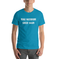 Make Waterside Great Again Short-Sleeve Unisex T-Shirt