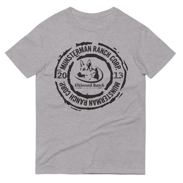 Elkhound Ranch Kennels Unisex Lightweight T-Shirt | Anvil 980  Short-Sleeve T-Shirt