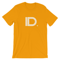 ID - State of IDAHO Abbreviation T Shirt- Men's / Unisex short sleeve t-shirt