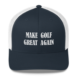 Make Golf Great Again Trucker Cap #MGGA Golf Hat