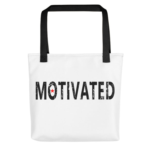 MOTIVATED Motivational Tote bag