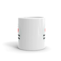 I Love Mechanical Keyboards Coffee Mug