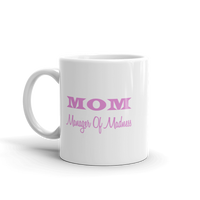 MOM - Manager Of Madness Coffee Mug