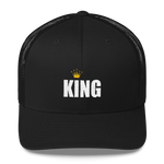 KING - Embroidered Trucker Cap