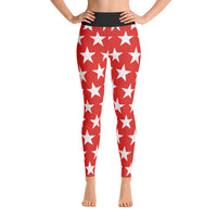 Bright Stars Holiday Yoga Pants /  Leggings