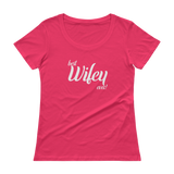 Best Wifey Ever! - Ladies' Scoopneck T-Shirt