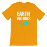 Earth Worms SUCK - Men's / Unisex short sleeve t-shirt
