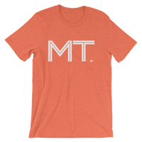MT - State of Montana - Men's / Unisex short sleeve t-shirt