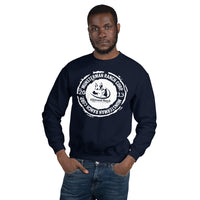 Elkhound Ranch Kennels Unisex Crew Neck Sweatshirt | Gildan 18000