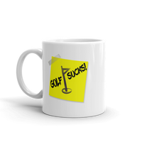 GOLF SUCKS! Coffee Mug