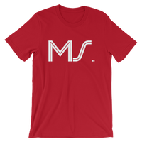 MS - State of Mississippi - Men's / Unisex short sleeve t-shirt