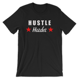 Hustle Harder - Men's /  Unisex short sleeve t-shirt