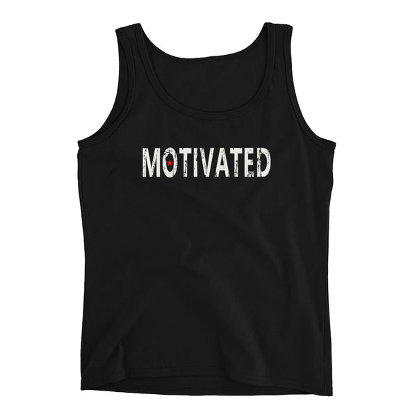 MOTIVATED Ladies' Tank Top