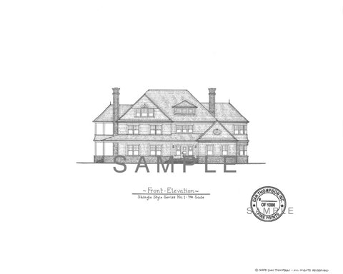 Shingle Style Series No.1