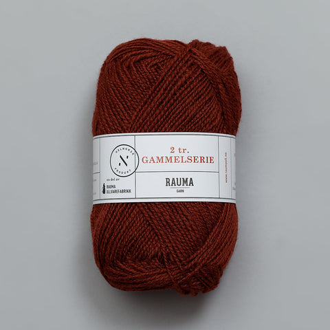 2 tr. Gammelserie 4904 - Copper Red