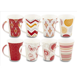 13 oz. MUG ORGANIC RUBY RED