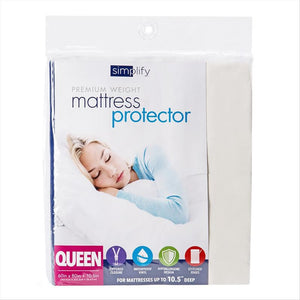 MATTRESS COVER ZIPPERED QUEEN (Case Pack of 12)